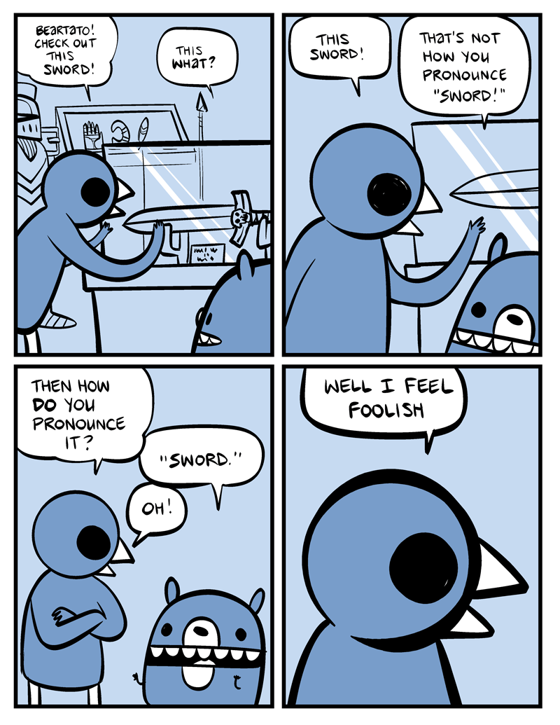 Pronunciation Station